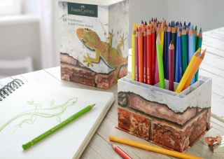 PASTELKY FABER-CASTELL POLYCHROMOS - 68ks (Limited Edition)